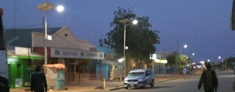 Mandera Street Lighting